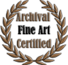 Archival Fine Art Certified
