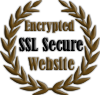 SSL Secure Encrypted Fine Art Website