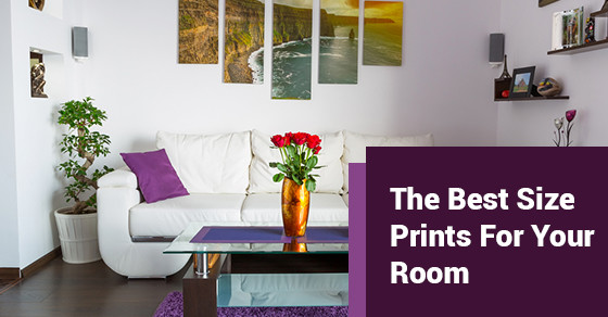 The Best Size Prints For Your Room