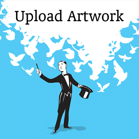 Upload Artwork