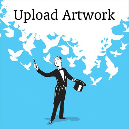 Upload Artwork
