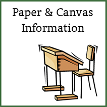 Paper & Canvas Information