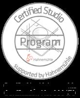 Hahnemuhle Certified Print Studio