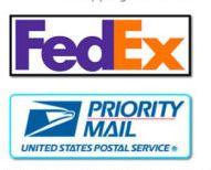 fed ex logo usps logo
