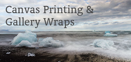 Canvas Printing & Gallery Wraps
