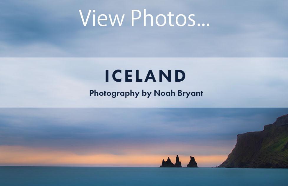 Iceland Blog