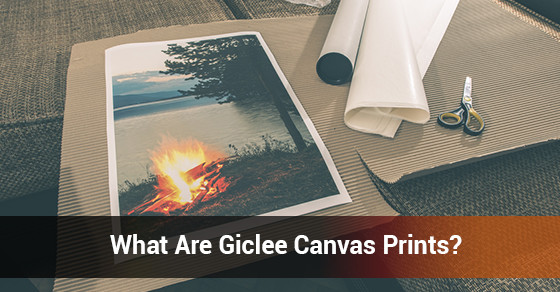 What Are Giclee Canvas Prints?