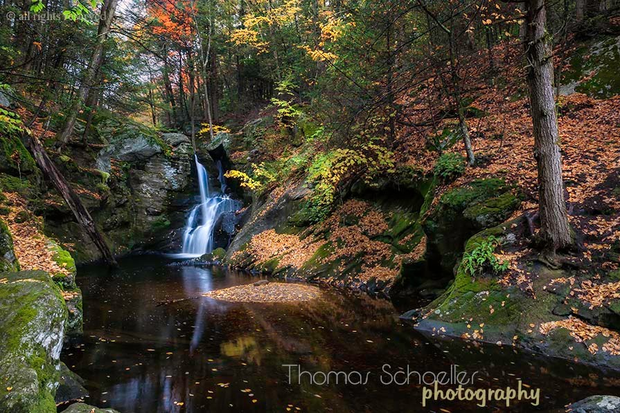 Enders Falls State Park image by Thomas Schoeller Photography