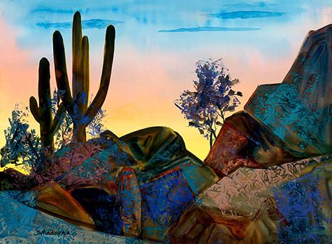 """Silhouette"" by Diana Madaras"