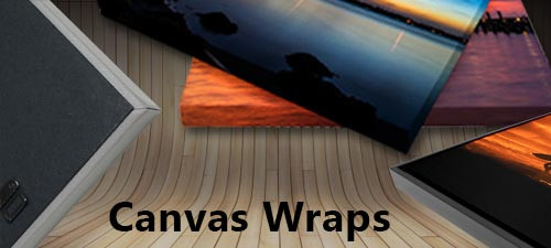 canvas wraps