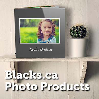 Blacks.ca Photo Products