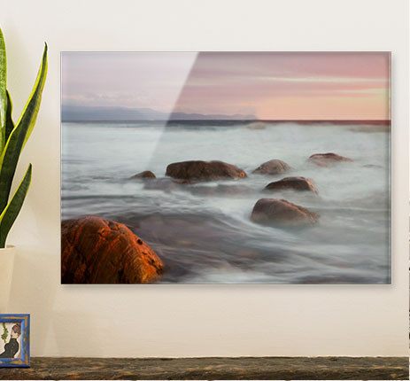 Facemount Acrylic Prints