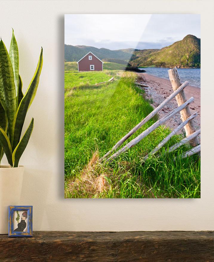 Facemount Acrylic Printing - main image