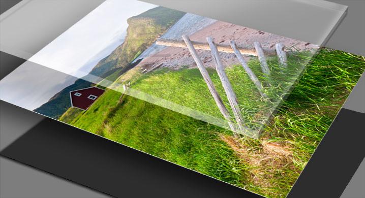 Facemount Acrylic Printing - acrylic