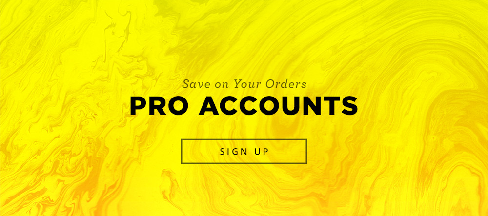 Pro/Wholesale Accounts