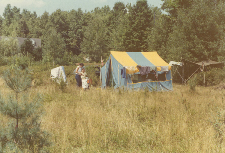 Camping in the Catskills circa 1970 | Catskill Tales - a blog by StandingImpressions.com