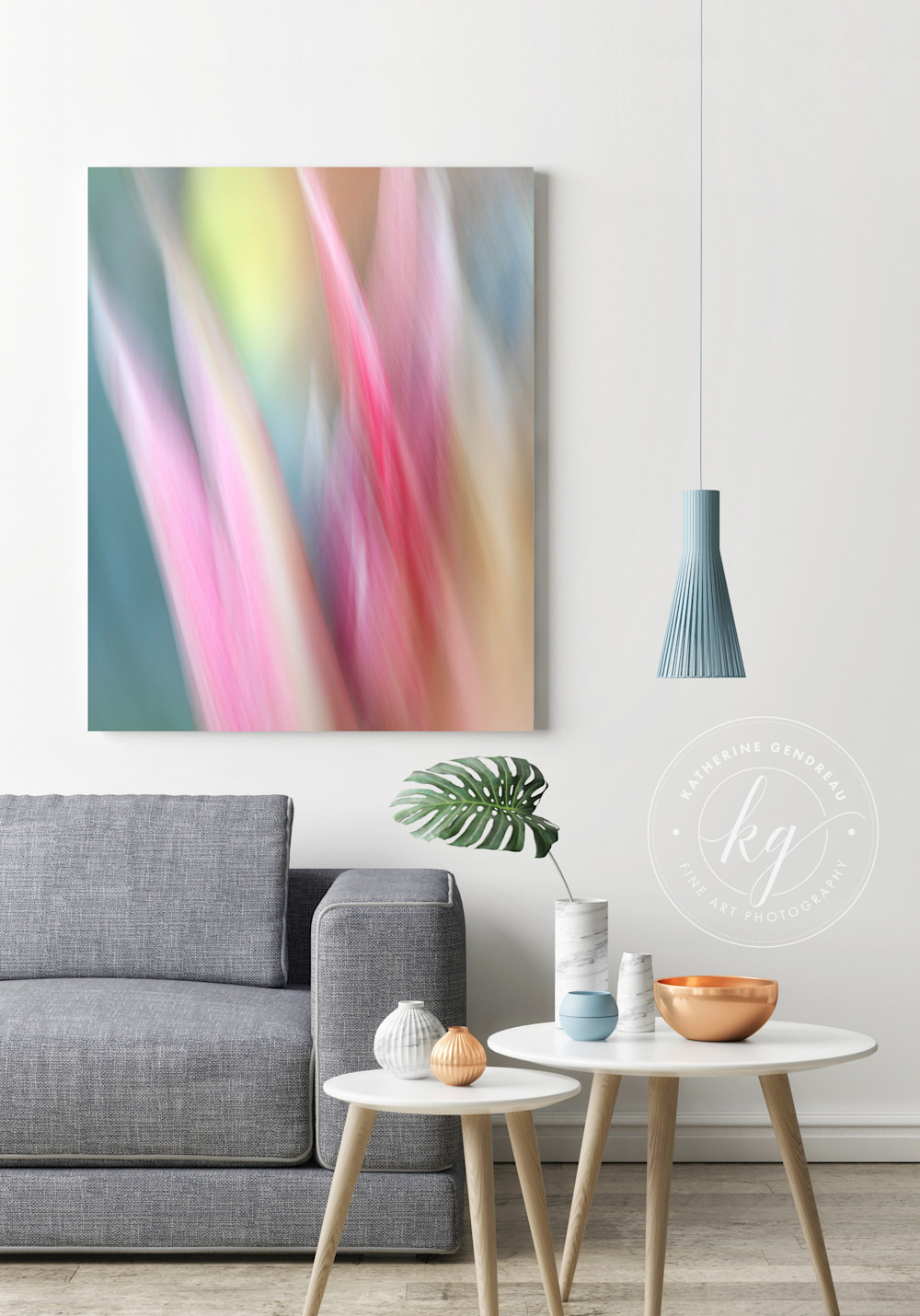 abstract bird of paradise flower photography, colorful vibrant bold vertical modern abstract wall art, botanical garden artwork, succulent plant photos