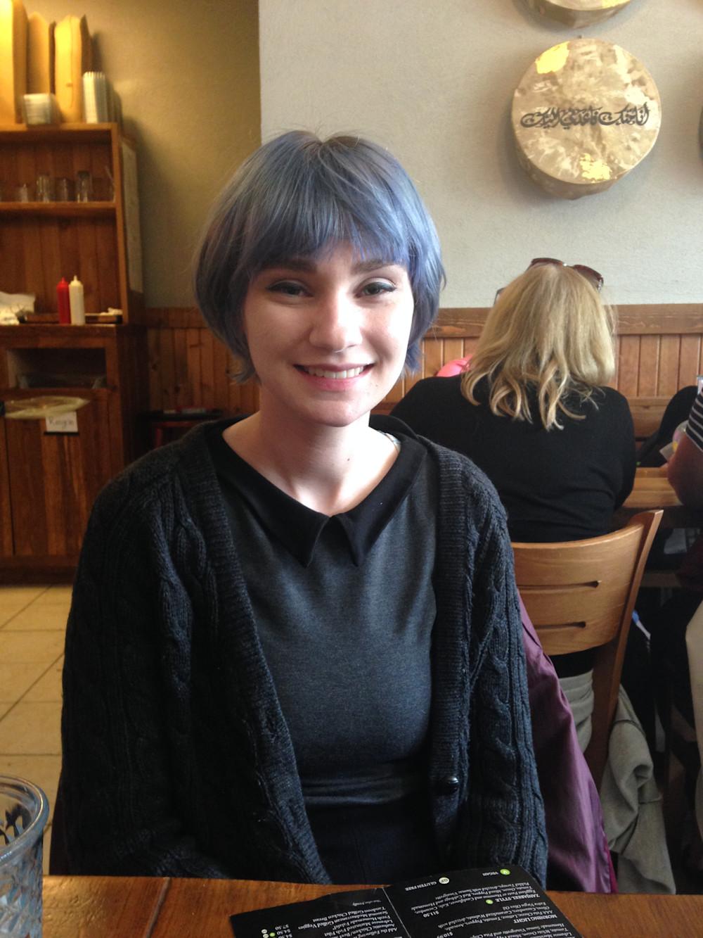 Katie Hicks, Marketing Intern, SavvyArtMarket.com