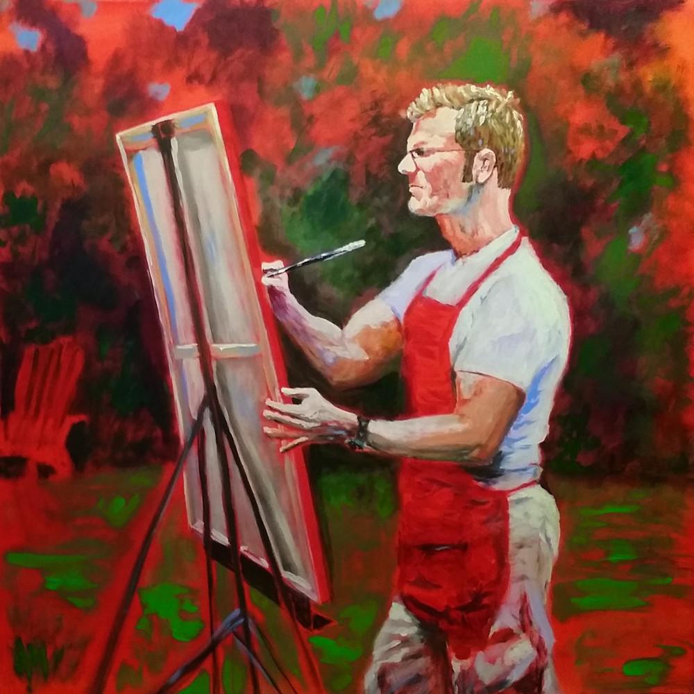 Image of Rick Osborn Artist in Raleigh, NC