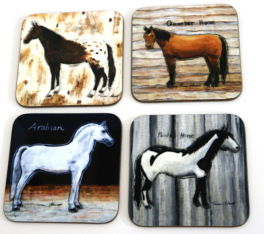 Horse Coaster Assortment