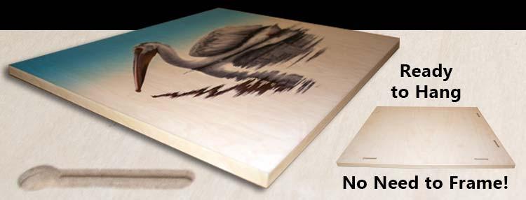 Natural Wood Panels