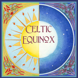 Send great greeting cards for the Equinox with art by Melissa A Benson