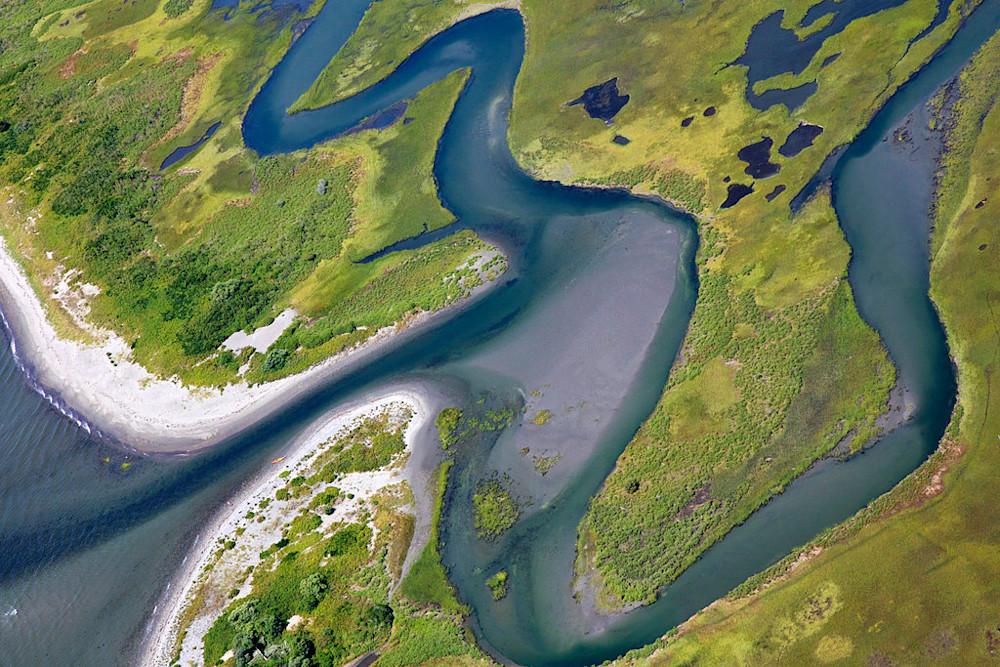 fogland beach, tiverton ri, fogland marsh, aerial coastal photography, rhode island coast photo, river, estuary, narragansett bay, large photo prints