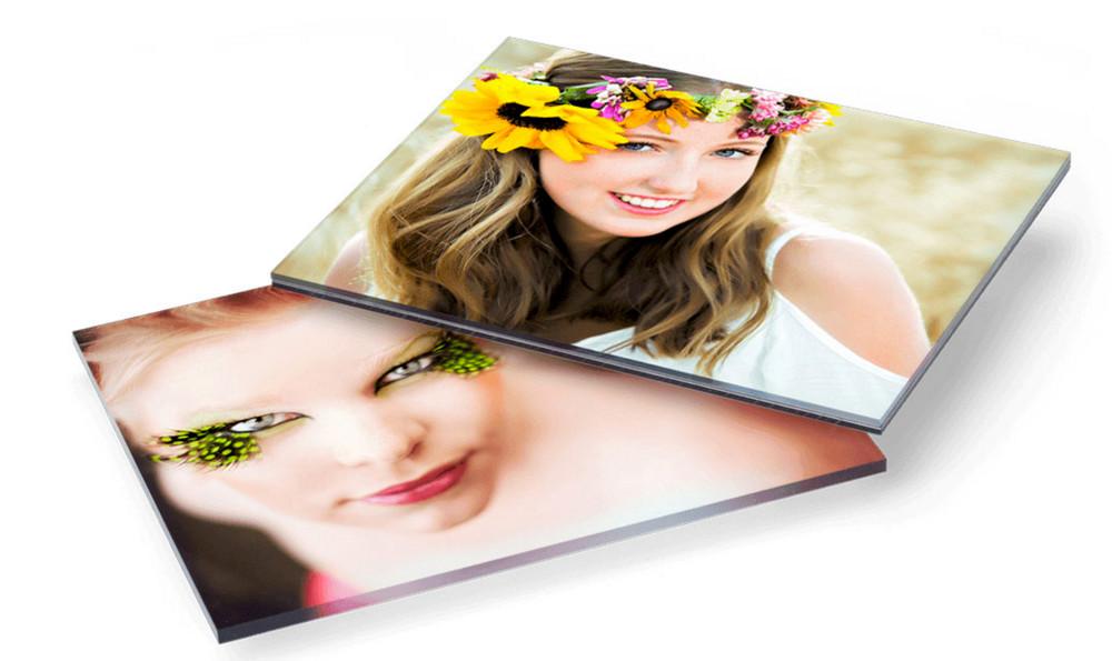 Paper Print Face Mount Acrylic
