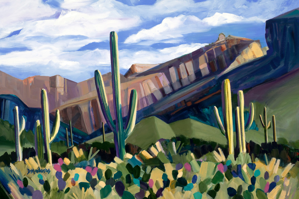 Southwest Art | Thimble Peak