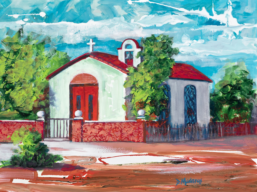 Southwest Art | Santa Elena