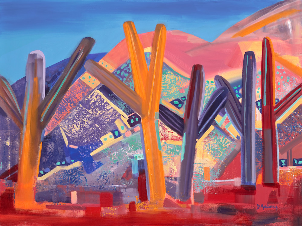 Southwest Art | Nuggets in the Desert