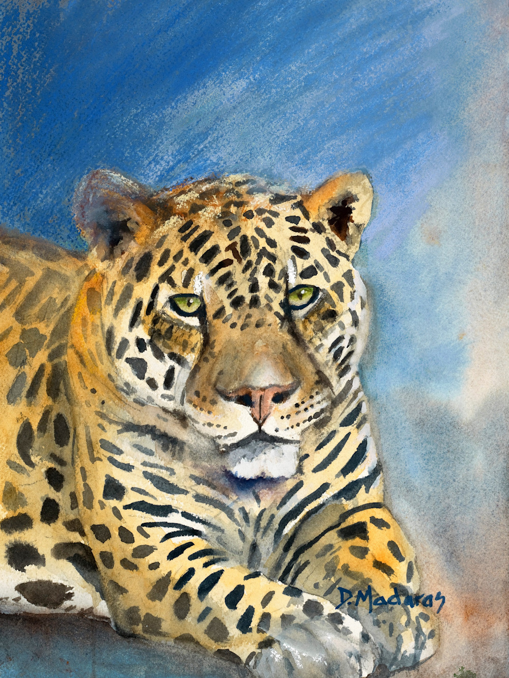 Southwest Art | Jaguar