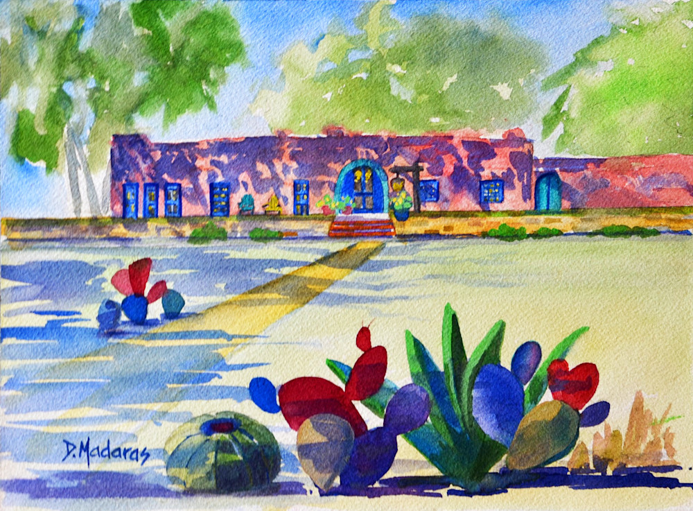 Southwest Art | Rancho de la Osa