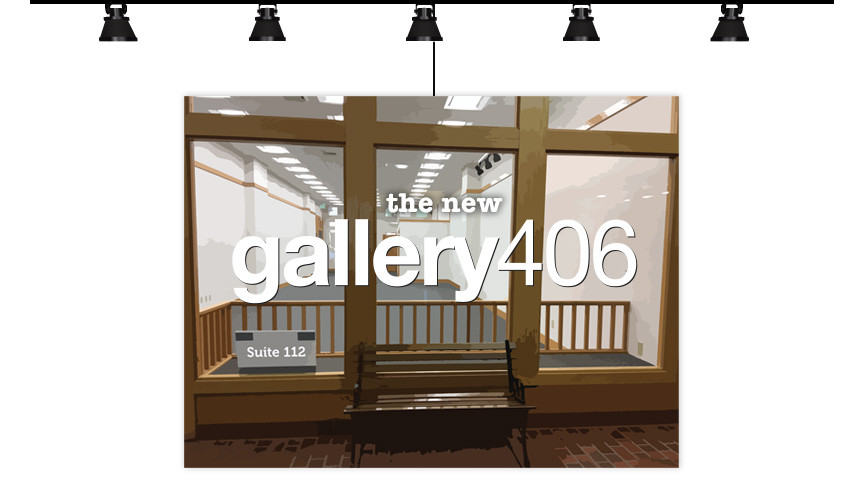 gallery406 Moving Mid-October 2017 : Bloomington, Indiana
