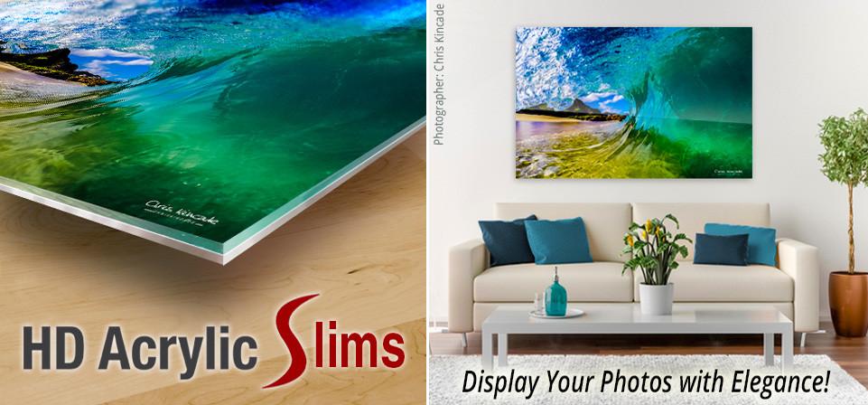 hd acrylic slim prints museum quality acrylic prints artbeat studios