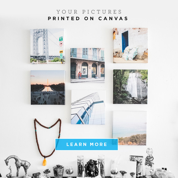 Canvas Prints by CanvasFab