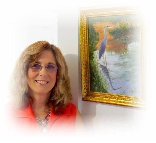 Debra Davis American Realist Painter