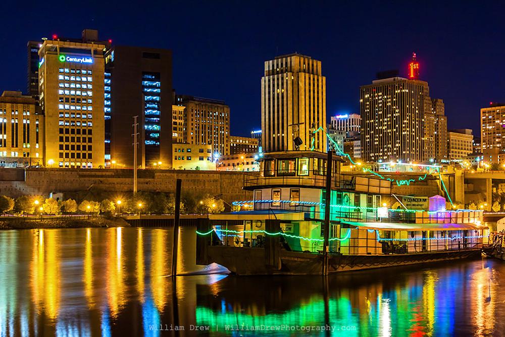 City of Saint Paul Photograph for sale as Fine Art