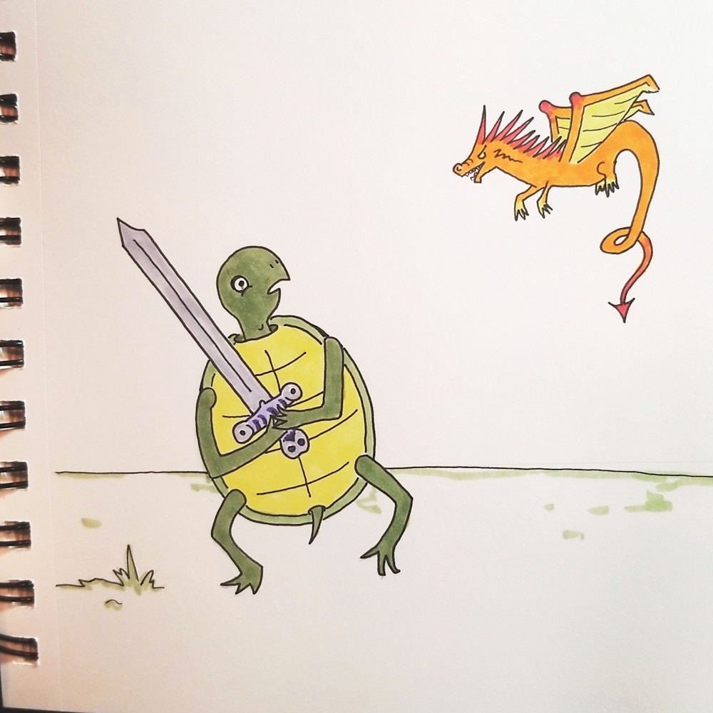 Day 6: Sword