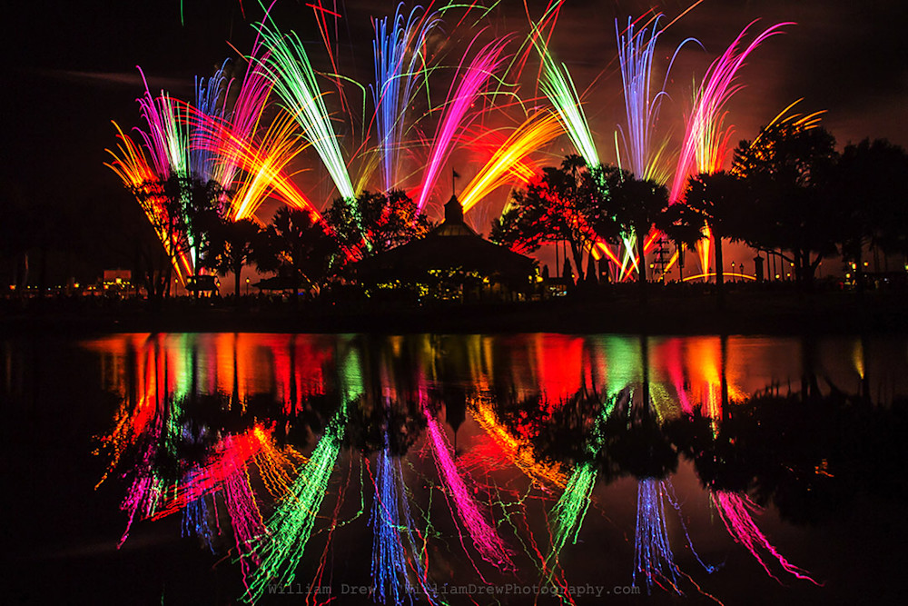 Fireworks at Epcot