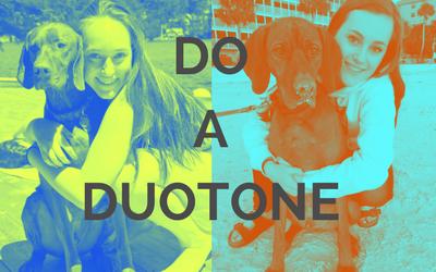 SavvyArt - Duotone Your Photos to Make Art From Your Memories