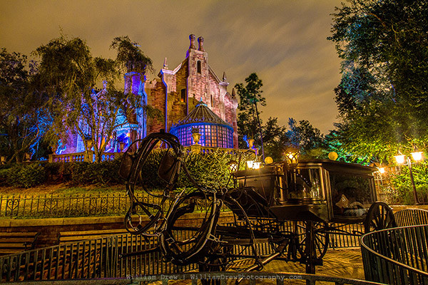 My Most Sold Print - Disney's Haunted Mansion