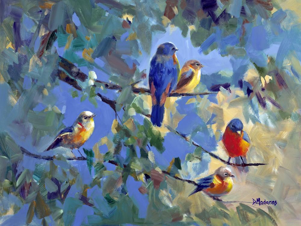 Five Birds | Southwest Art