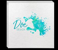 Little Doe Design Logo