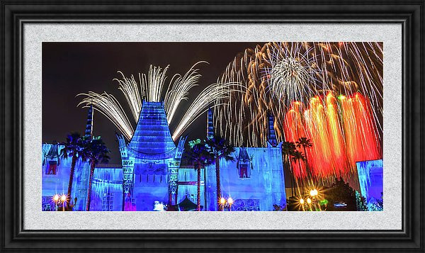 Disney Framed Art - Jingle BAM 3