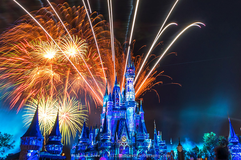Happily Ever After 2 - Disney Photography | William Drew Photography
