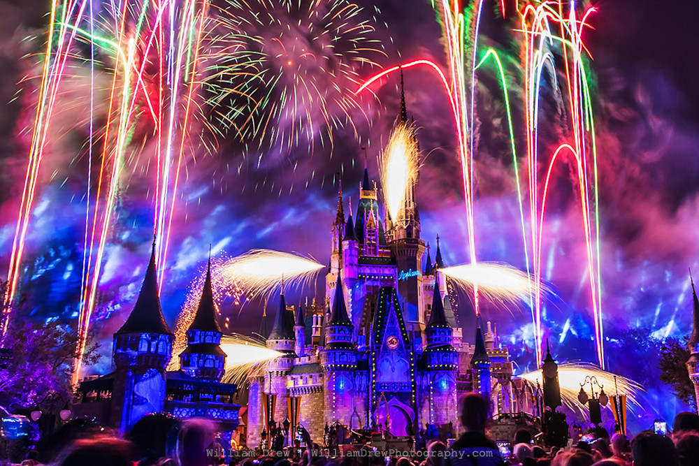Happily Ever After 9 - Disney Prints for Sale | William Drew Photography