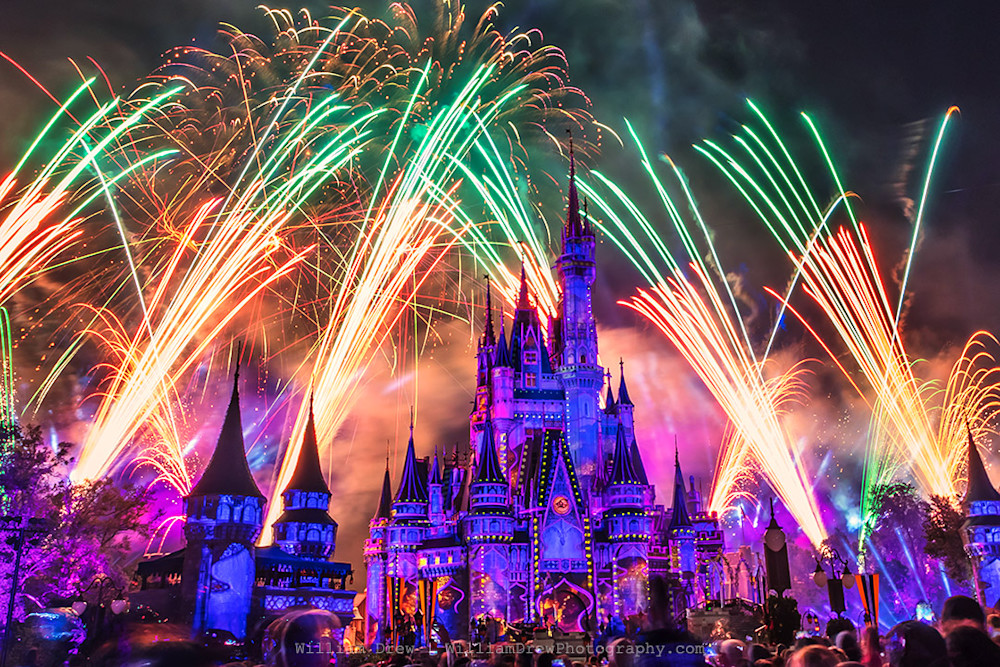 Happily Ever After 8 - Disney Prints for Sale | William Drew Photography