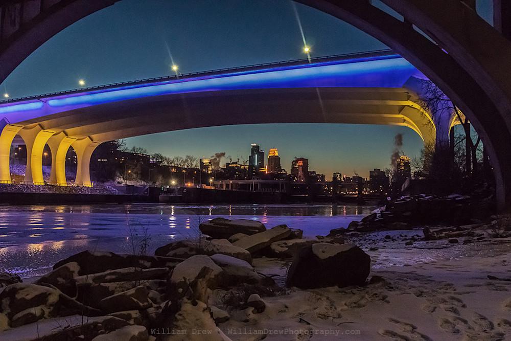 Viking Purple Tour 1 - Minneapolis Photos - William Drew Photography