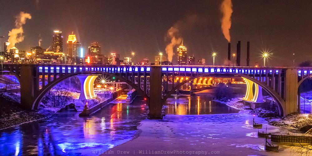 Viking Purple Tour 2 - Minneapolis Photos | William Drew Photography